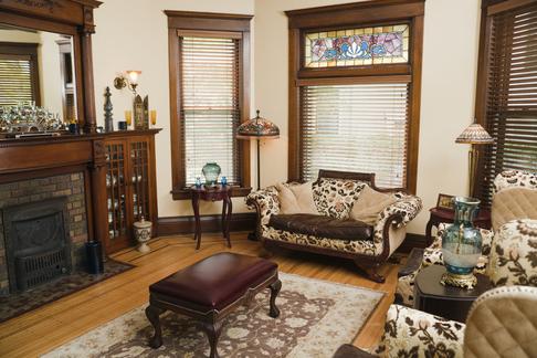 سبک معماری داخلی victorian