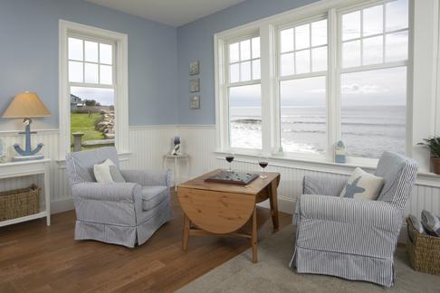 سبک معماری داخلی ساحلی- Coastal