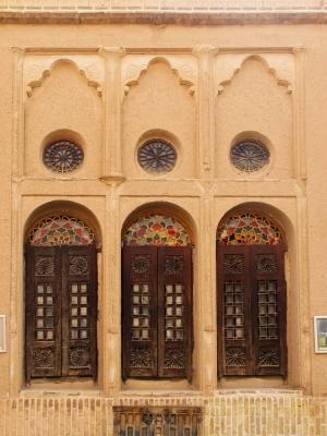 مردم واری معماری ایرانی