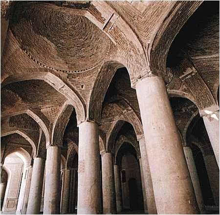 نیارش در معماری ایرانی