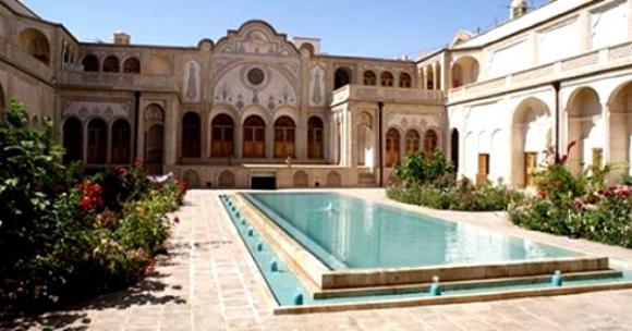 نیارش از اصول معماری ایرانی